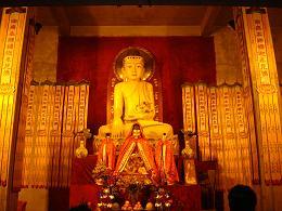 Buddha à Shanghai
