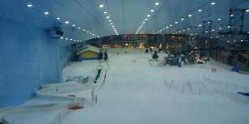 Piste de ski à Dubai