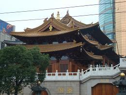 Temple à Shanghai