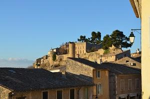 Le chateau de Ménerbes