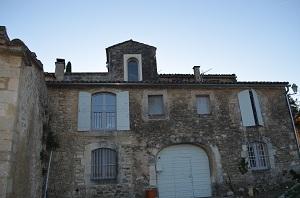 Une belle maison de Ménerbes