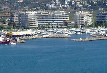 Ibiza: la mer et la marina