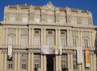 Un palais à Gênes