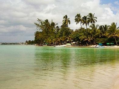 Plage de Boca Chica